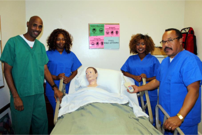 GA Healthcare Training Center's comprehensive training programs include Nursing Assistant (CNA), Phlebotomy, EKG, Patient Care Tech, ACLS and BLS (CPR). Our instructors are licensed practitioners with years of clinical experience to provide our students with highest quality healthcare education.