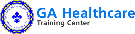 GA Healthcare Training Center - Logo