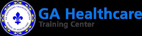 GA Healthcare Training Center - Logo
